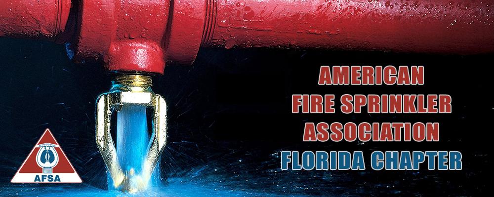 American Fire Sprinkler Association Florida Chapter